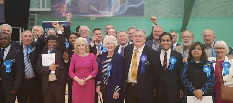 Medway Conservative Group at the May 2019 Election