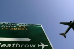 Heathrow Sign and Plane - Credit to Reuters